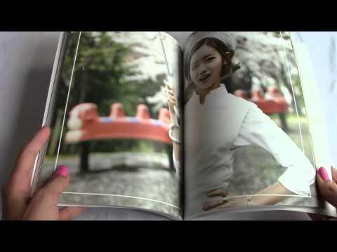Unboxing Girl's Day 2nd Album - Love / Ring My Bell (Hyeri Ver.)