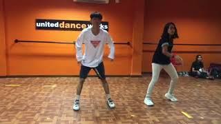 Vidi Aldiano, Sheryl Sheinafia & Jevin Julian - I Don't Mind Dance Practice by Hip Hop Nu Style