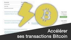 [FR] Accélérer ses transactions Bitcoin [VIA-BTC][Valable en 2020]