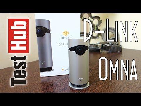 D-Link Omna 180 Cam HD - Apple Home Kit Camera test