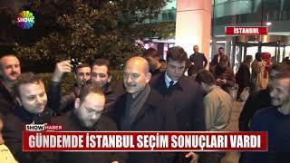 Gündemde İstanbul seçim sonuçları vardı