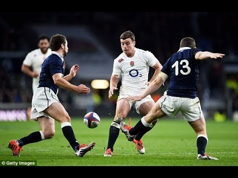 The Art of The Grubber Kick - Rugby Montage