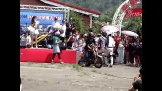 RX110大會師PART3 機車特技