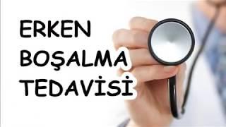 ERKEN BOŞALMA TEDAVİSİ