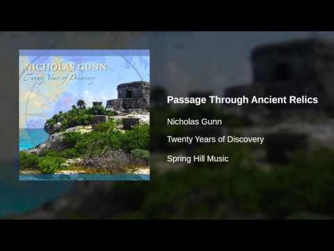 Nicholas Gunn - Passage Through Ancient Relics