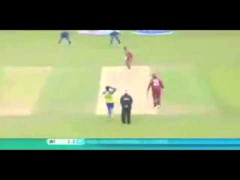 Angelo Mathews at His Best.