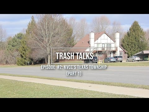 Trash Talks: Episode #2 - Kalamazoo Valley Community College's Texas Township (Part 1)