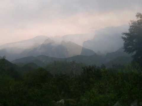 Legendaria Sierra Madre Oriental