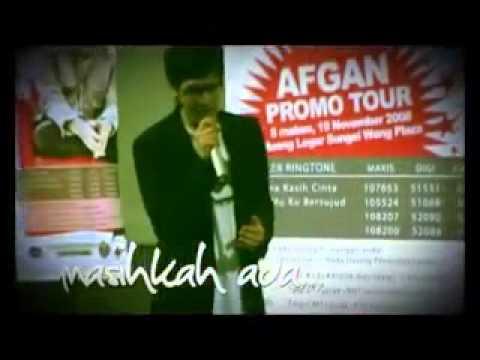 Afgan - Entah ( videoclip with lyrics ).MP4
