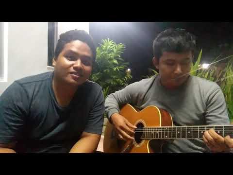 Duo soulmate edo-rudi (cover dibalas dengan dusta - Audy)
