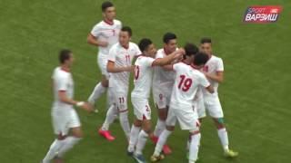 Мемориал Валентина Гранаткина: Таджикистан (U18) - Греция(U18) 1-0