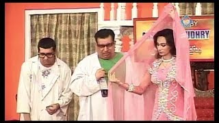 Zafri Khan, Deedar and Nasir Chinyoti | New Pakistani Stage Drama Full Comedy Clip