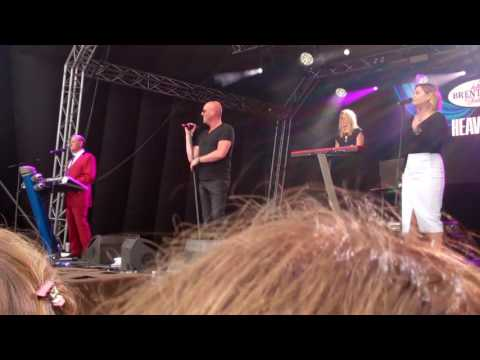 Heaven 17  - Play To Win - Brentwood Festival 2017