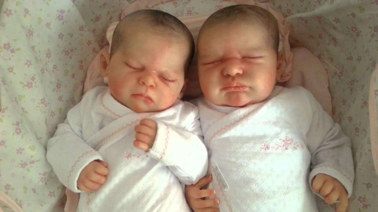 Christina'sReborns - Reborn Baby Twins!! - YouTube