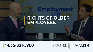 Employment Law Show: S4E8 - Rights of Older Employees in an Aging Workforce thumbnail