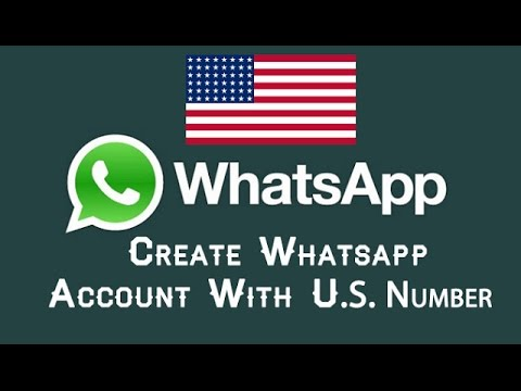 get free usa number for whatsapp