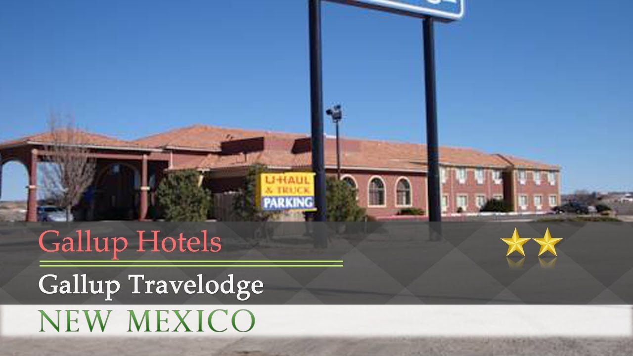 Gallup Travelodge - Gallup Hotels, New Mexico