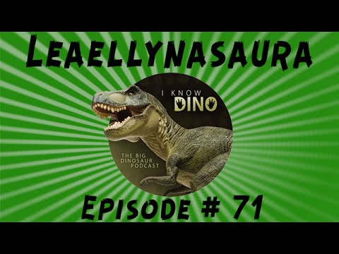 Leaellynasaura: I Know Dino Podcast Episode 71