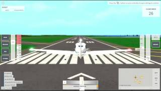 ROBLOX Velocity Flight Simulator Flight from TNCM RWY 10 to TXKF RWY 12