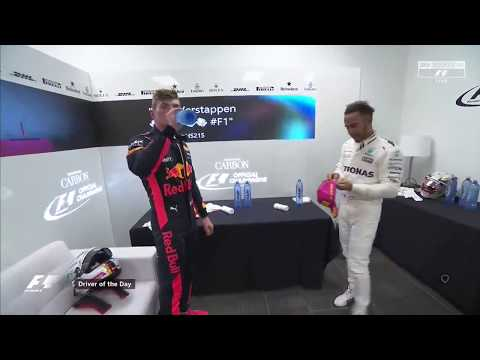 MOMENT MAX VERSTRAPPEN FINDS OUT HE'S 4TH . FORMULA 1 CIRCUIT OF THE AMERICAS GRAND PRIX