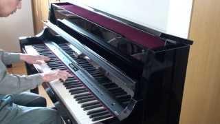 渡辺俊幸作曲 演奏:弦太郎 電子ピアノ:Roland LX-15.