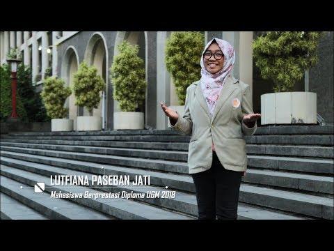 Profil Lutfiana Paseban Jati (Mahasiswa Berprestasi Diploma UGM 2018)
