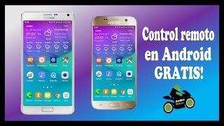 Como controlar un Android a distancia desde otro Android