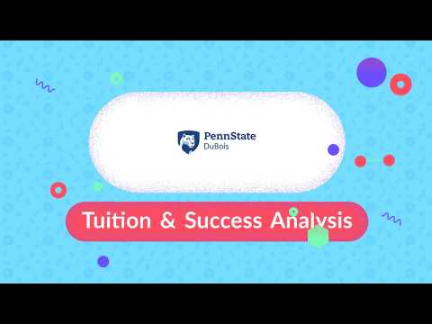 Pennsylvania State University Penn State Dubois Tuition, Admissions, News & more