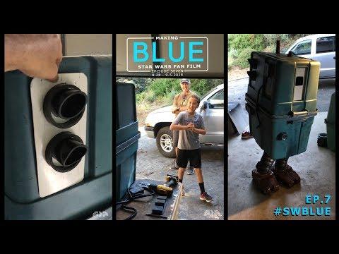 Making BLUE Ep.07: Star Wars Short Film