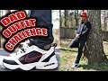 HOW TO DRESS COOL IN DAD SHOES !!!  DAD OUTFIT CHALLENGE !!!