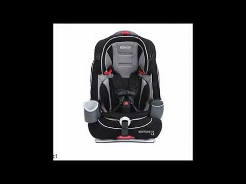 most comfortable convertible car seat - YouTube