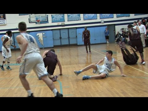 Basketball FAILS & Funny Moments – Elite Bloopers Vol. 9