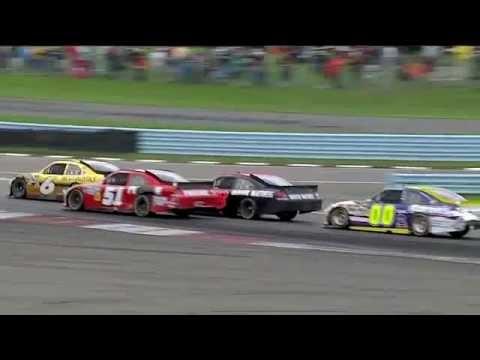 2011 nascar crashes 5 youtube