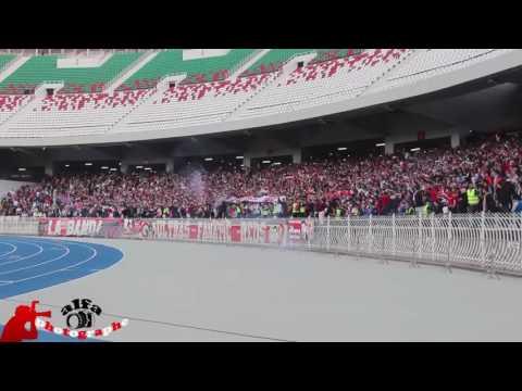 Craquage CRB Vs MCA 2017 Aux Stade 5 Juillet CRB 1 0 MCA