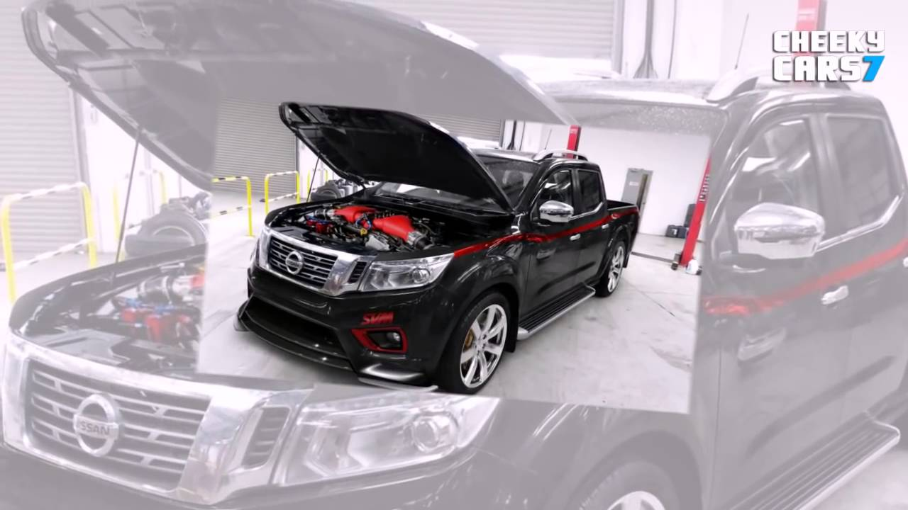 new nissan navara 2016 800 hp tuning by svm youtube. Black Bedroom Furniture Sets. Home Design Ideas