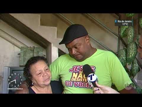Idosa aparece como morta em órgãos federais e enfrenta dificuldades | SBT Brasil (31/08/17)