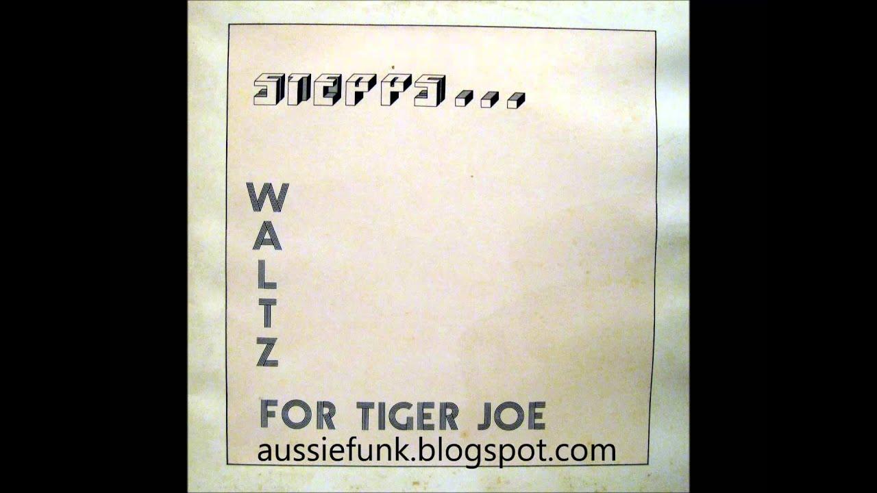 Stepps - Kryptonite (Rare Private press Aussie Jazz Fusion)