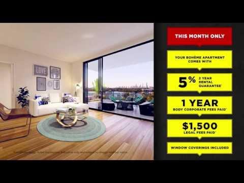 Bohème Apartments - Investment