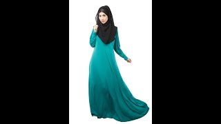 Мусульманские платья. Одежда для женщин.