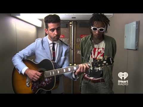Wiz Khalifa  We Dem Boyz  Acoustic Rap  At The Back Door