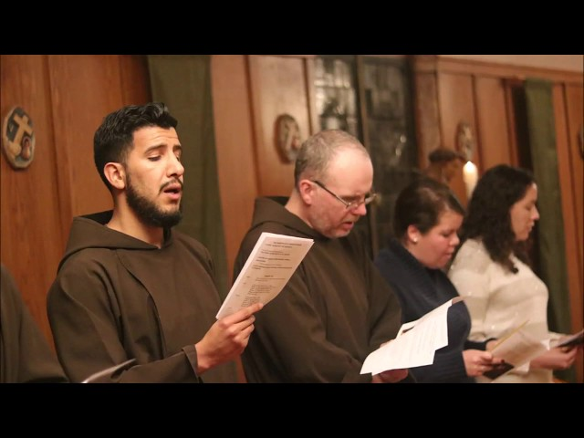 In perfect Charity- Capuchin Franciscan Transitus