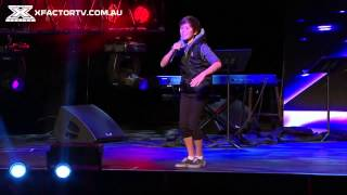 Jai Waetford - We Are Never Getting Back Together - The X Factor Australia 2013