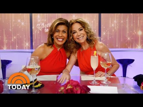 Watch Kathie Lee Gifford And Hoda Kotb's Final Chat | TODAY