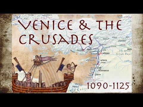 Venice & the Crusades (1090-1125)