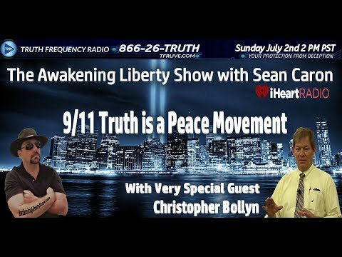 9/11 Truth is a Peace Movement with Christopher Bollyn