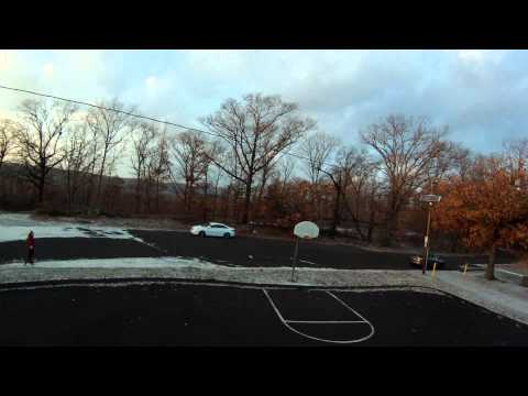 Aerial view from Hofstra park Prospect park NJ
