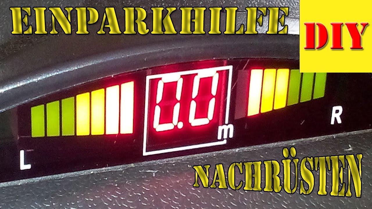 Park Distance Control Nachrüsten : park distance control pdc parksensoren einparkhilfe r ckfahrwarner parkpilot nachr sten ~ Eleganceandgraceweddings.com Haus und Dekorationen