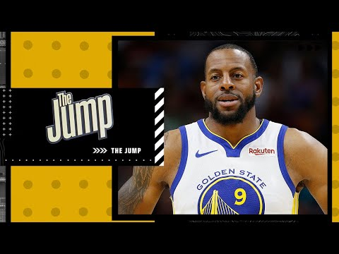 Reacting to Andre Iguodala returning to the Golden State Warriors | The Jump