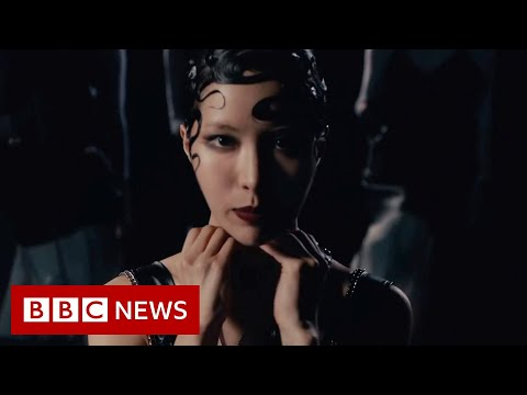 K-pop artist hopes to portray new powerful image of Asian women - BBC News