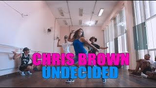 Chris Brown - Undecided | COREOGRAFIA | @iammarinho